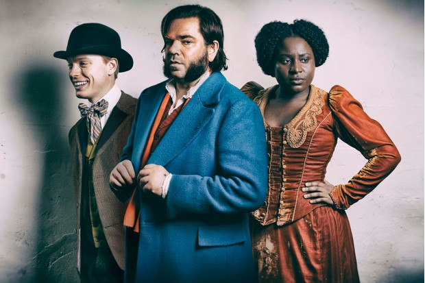 Year of the Rabbit Channel 4 comedy review: Matt Berry's