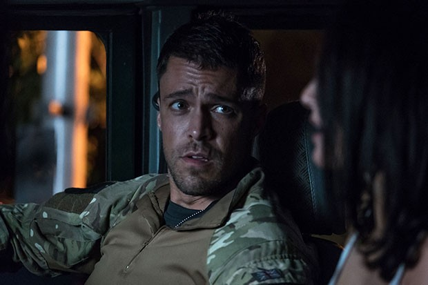 Olly Rix in Our Girl, BBC Pictures, SL