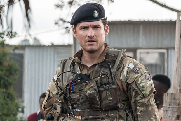 Ben Aldridge in Our Girl, BBC Pictures, SL