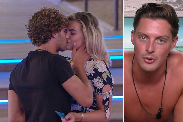 Megan love island first dates