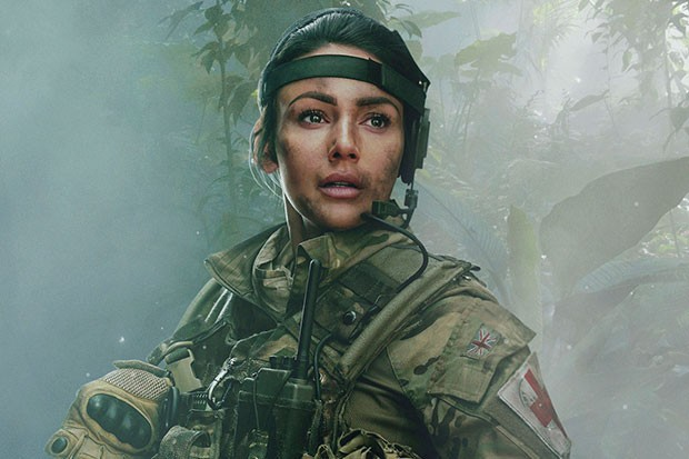 Michelle Keegan in Our Girl, BBC Pictures, SL