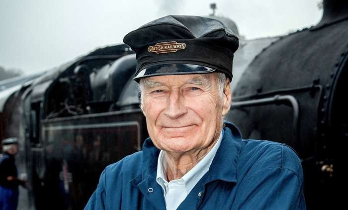 Great Rail Restorations with Peter Snow