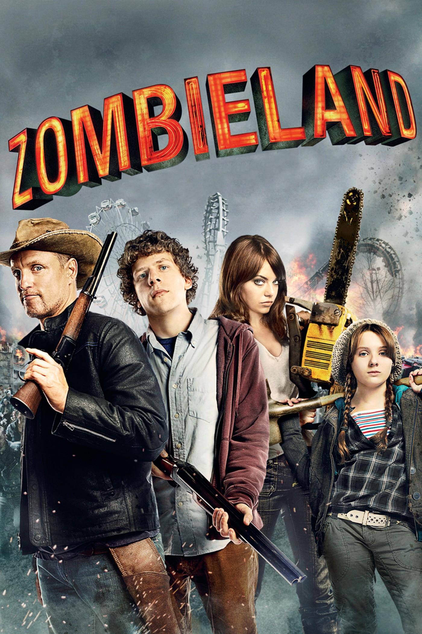 Zombieland (Sky, EH)