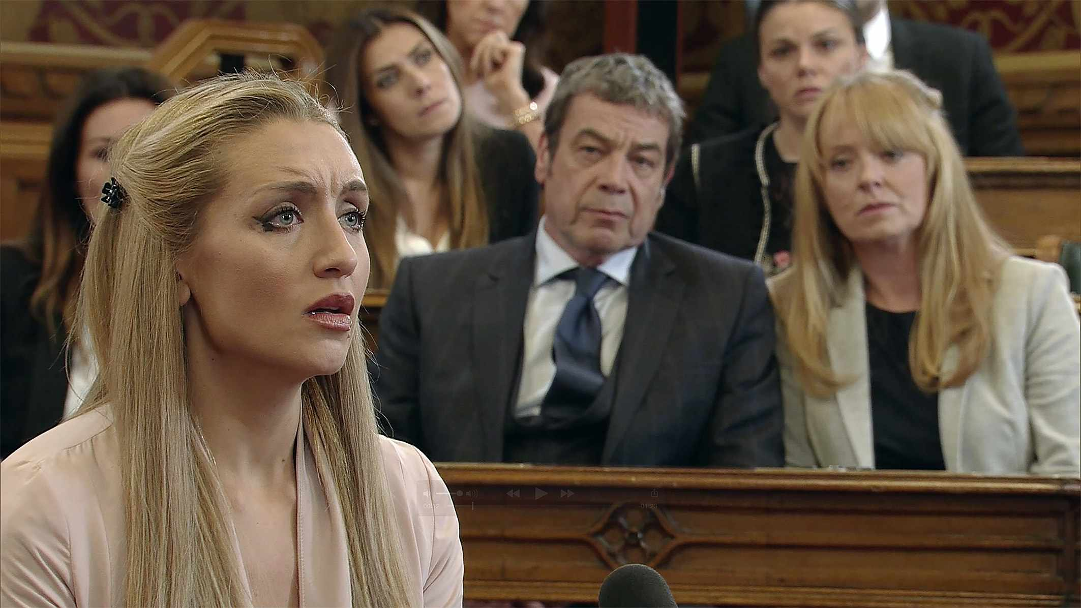 FROM ITV   STRICT EMBARGO - No Use Before Tuesday 24th July 2018  Coronation Street - Ep 9524  Friday 3rd August 2018 - 1st Ep  Johnny Connor [RICHARD HAWLEY] is bereft thinking he may never see his granddaughter again after finding out about Eva's departure.  Picture contact - david.crook@itv.com  This photograph is (C) ITV Plc and can only be reproduced for editorial purposes directly in connection with the programme or event mentioned above, or ITV plc. Once made available by ITV plc Picture Desk, this photograph can be reproduced once only up until the transmission [TX] date and no reproduction fee will be charged. Any subsequent usage may incur a fee. This photograph must not be manipulated [excluding basic cropping] in a manner which alters the visual appearance of the person photographed deemed detrimental or inappropriate by ITV plc Picture Desk. This photograph must not be syndicated to any other company, publication or website, or permanently archived, without the express written permission of ITV Plc Picture Desk. Full Terms and conditions are available on the website www.itvpictures.com