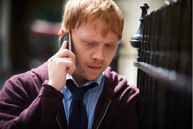 Rupert Grint in Sick Note