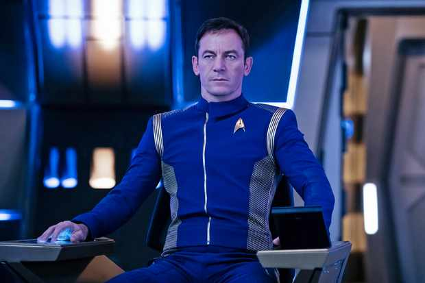 Jason Isaacs as Captain Gabriel Lorca in Star Trek Discovery