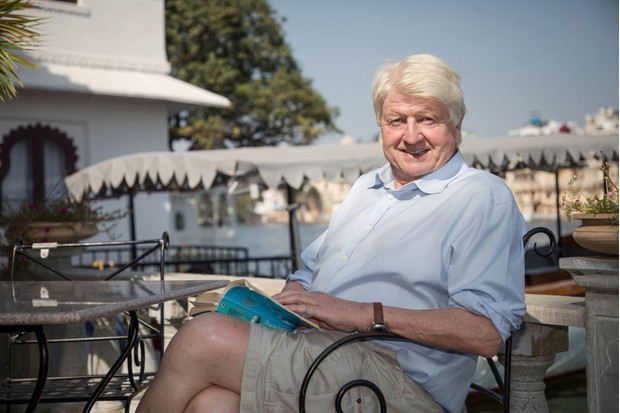 Stanley Johnson in The Real Marigold Hotel