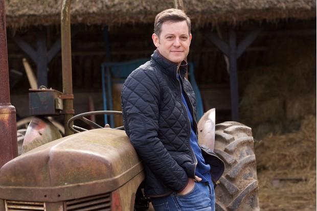 Countryfile Prester Matt Baker (BBC Studios, JF)