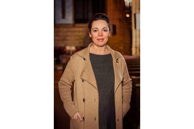 Olivia Colman (BBC)