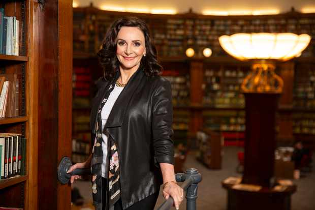 Shirley Ballas (BBC)