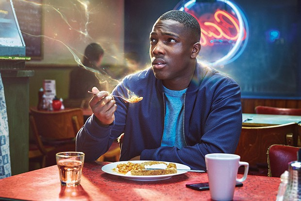 Tosin Cole in Doctor Who series 11 (BBC, HF)