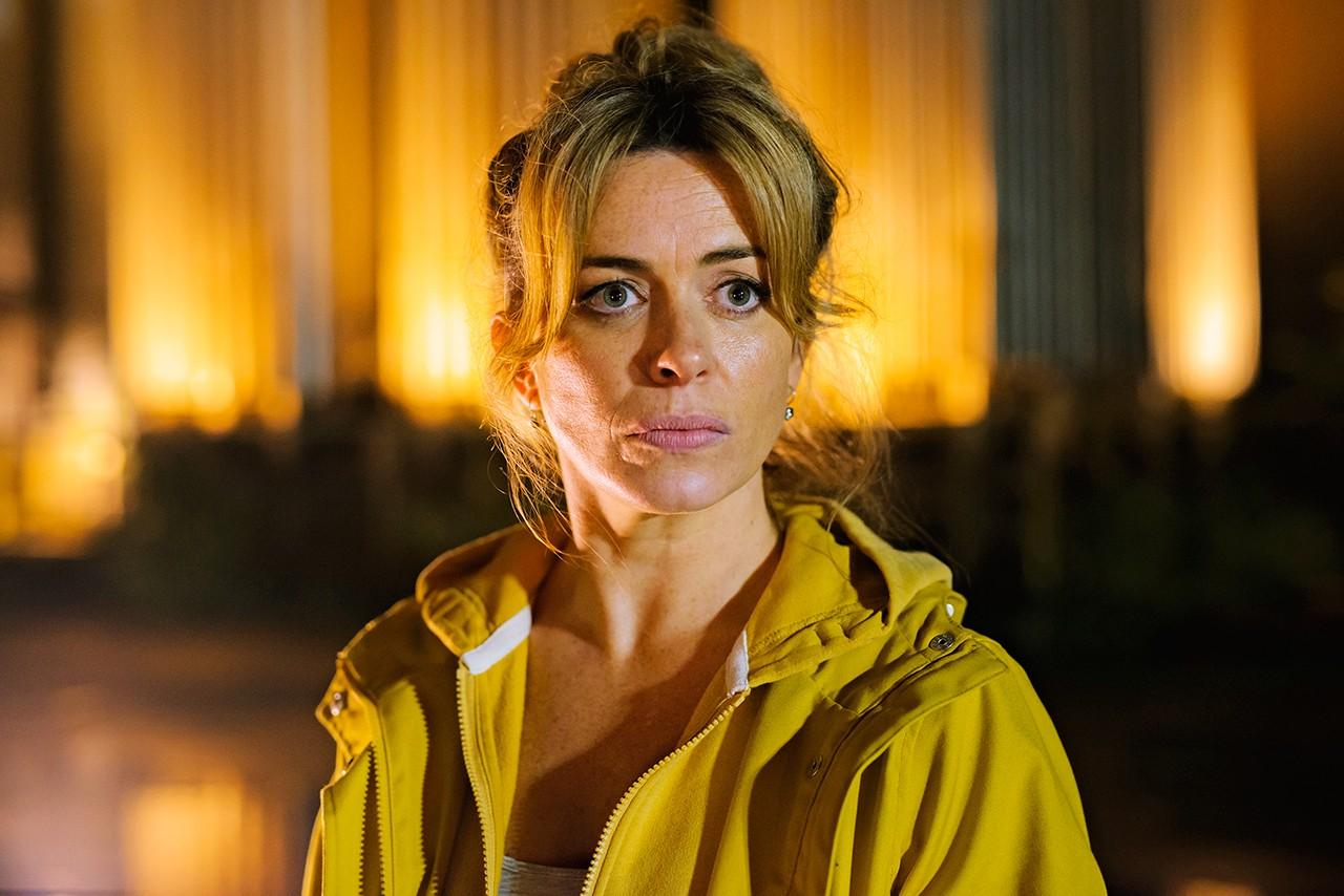 Eve Myles in new drama Keeping Faith (BBC)