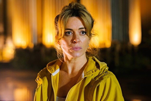 Eve Myles returns for a new series of Welsh drama Keeping Faith (BBC)