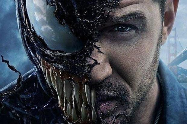 Tom Hardy as Eddie Brock/Venom (Sony, HF)
