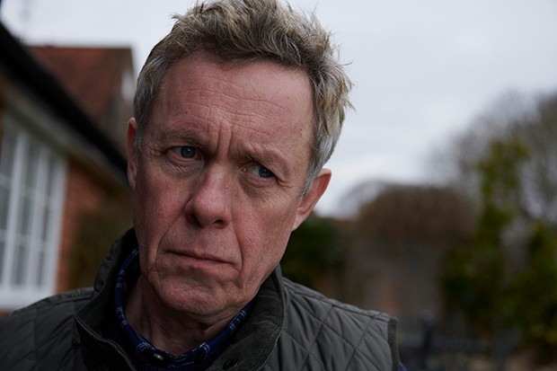 Alex Jennings plays Dr Tim Finch in Unforgotten