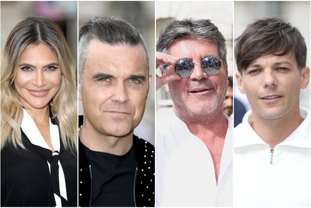 X Factor 2018 judges