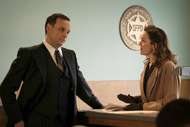 Ben Cotton plays Detective Bill Bryce in The Bletchley Circle