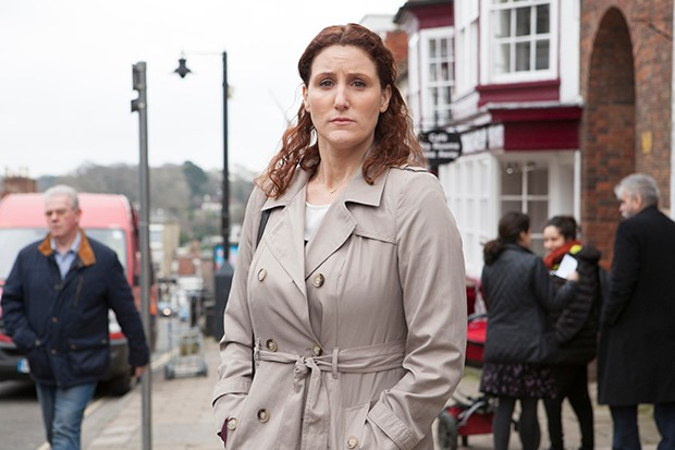 Bronagh Waugh plays Jessica Reid in Unforgotten
