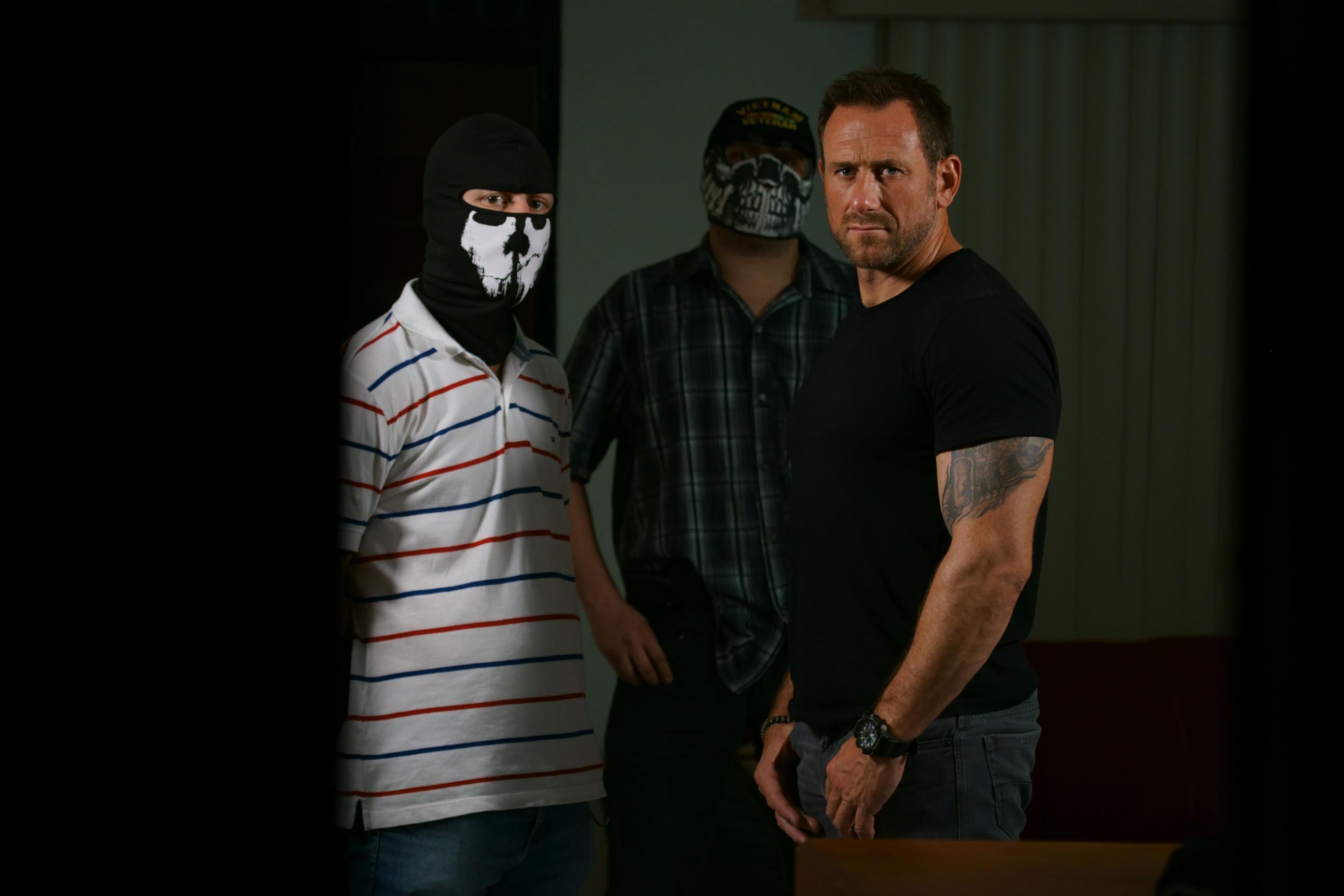 Jason Fox (C4)