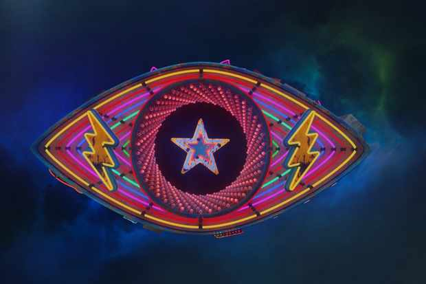 The official logo for CBB 2018 from Channel 5 (Channel 5)