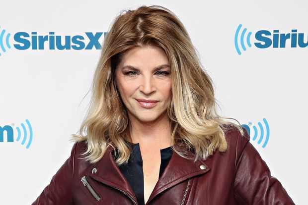 Celebrity Big Brother - Kirstie Alley