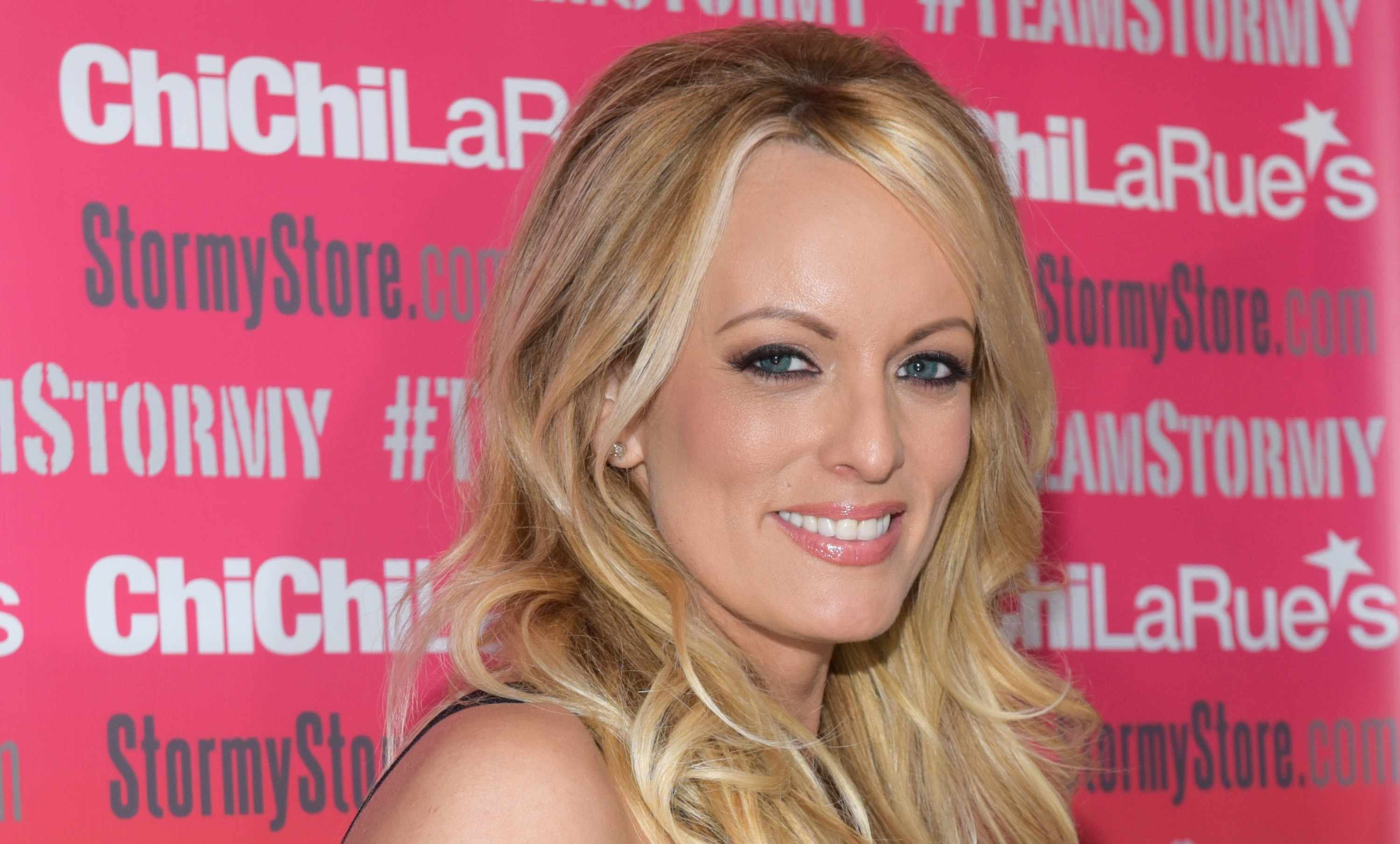 Celebrity Big Brother - Stormy Daniels