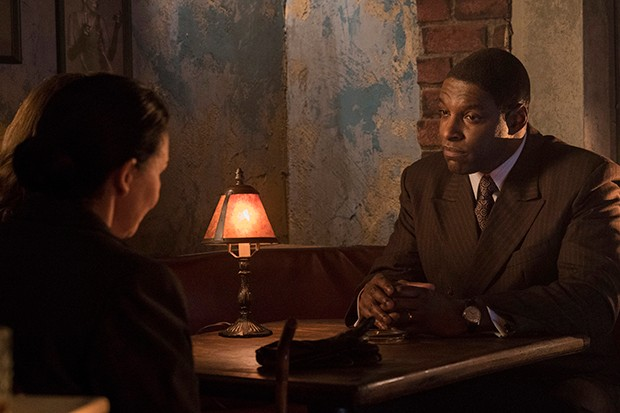 Colin Lawrence plays Marcus Bearden in The Bletchley Circle