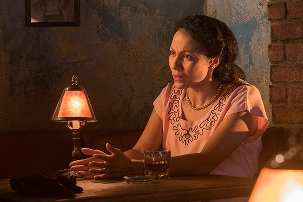 Crystal Balint plays Iris Bearden in The Bletchley Circle