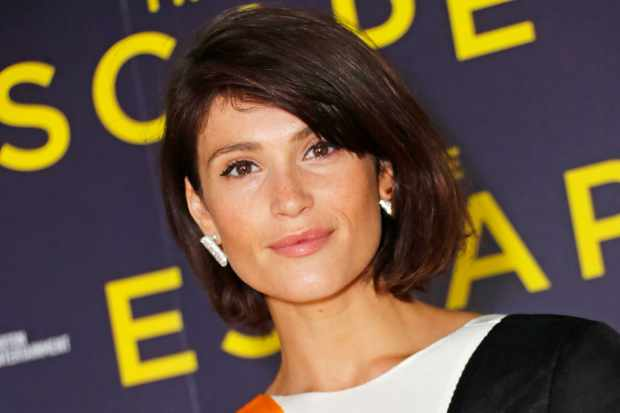 "LONDON, ENGLAND - JULY 19:  Gemma Arterton attends a special screening of ""The Escape"" at The Curzon Bloomsbury on July 19, 2018 in London, England.  (Photo by David M. Benett/Dave Benett/WireImage)  Getty, TL"