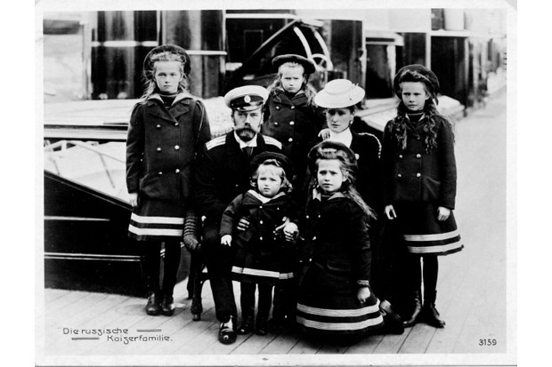 The Family of Tsar Nicholas II of Russia. (Photo by Fine Art Images/Heritage Images/Getty Images)