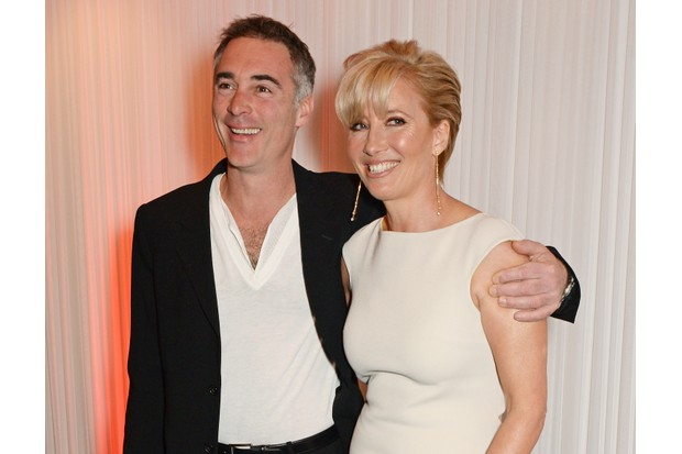 Greg Wise and Emma Thompson (Getty Images)