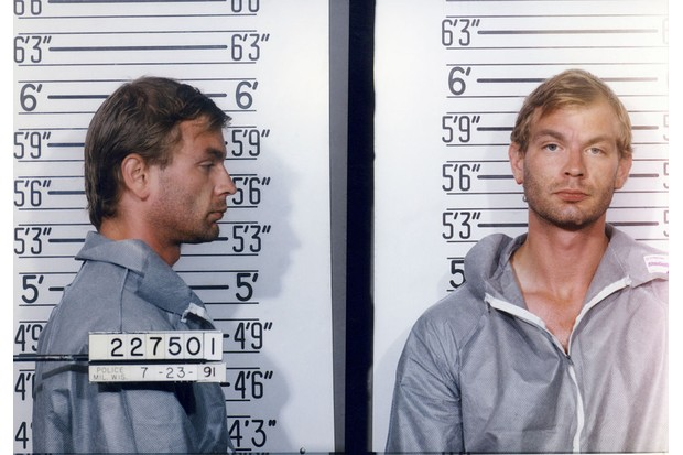 Jeffrey Dahmer, aka the Milwaukee Cannibal