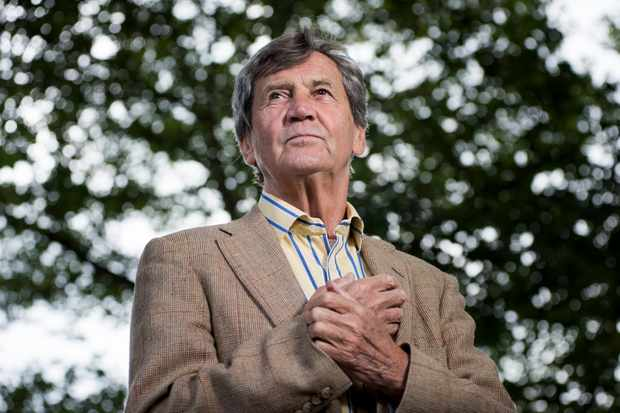 EDINBURGH, SCOTLAND - AUGUST 27: Melvyn Bragg attends the Edinburgh International Book Festival on August 27, 2016 in Edinburgh, Scotland. The Edinburgh International Book Festival is one of the most important annual literary events, and takes place in the city which became a UNESCO City of Literature in 2004. (Photo by Awakening/Getty Images)