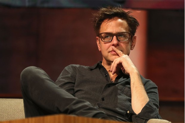 LOS ANGELES, CA - JUNE 13: Film director James Gunn attends a keynote discussion about building worlds across entertainment mediums during the Electronic Entertainment Expo E3 coliseum at the Novo LA Live on June 13, 2017 in Los Angeles, California. (Photo by Christian Petersen/Getty Images)