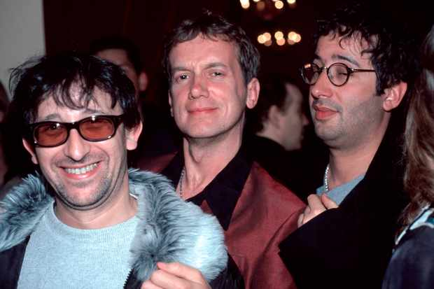 Frank Skinner, David Baddiel Three Lions