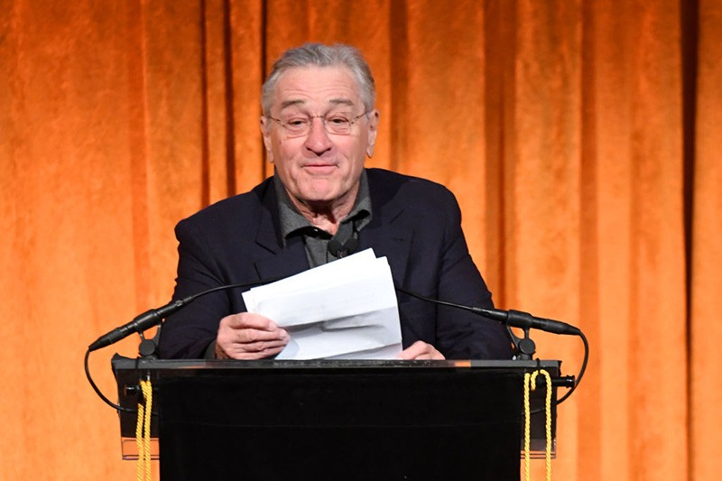 Robert De Niro (Getty, HF)