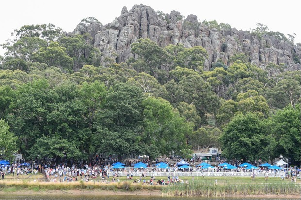The real Hanging Rock