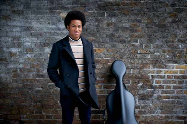 UNSPECIFIED, UNDATED - APRIL 24:  (NO SALES) In this undated handout supplied by Kensington Palace, cellist Sheku Kanneh-Mason, who will be performing at the wedding of Prince Harry and Meghan Markle poses for a photograph. The couple will marry in St. George's Chapel at Windsor Castle on May 19. (Photo by Lars Borges/Kensington Palace via Getty Images)