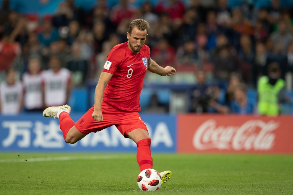 Harry Kane England World Cup 2018 penalties