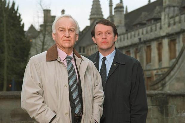 The opening titles to Inspector Morse are shortlisted in the Crime section