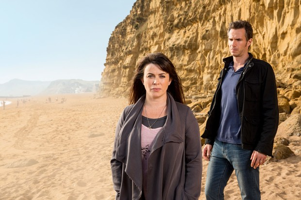 Eve Myles in Broadchurch