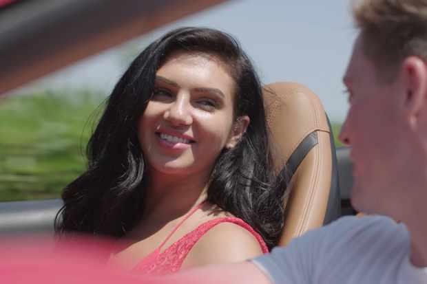 Alexandra Cane in Love Island