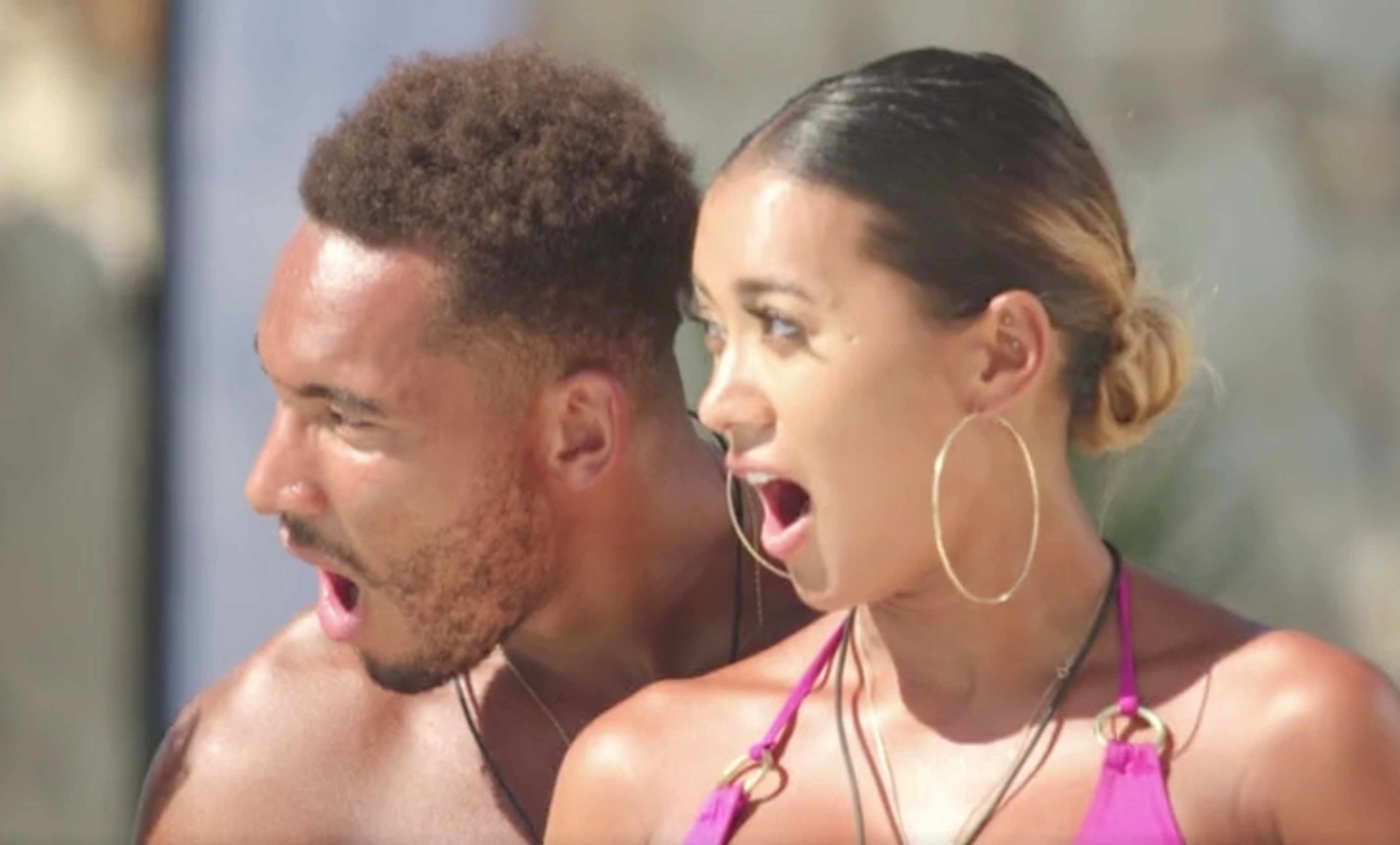 Love Island - dumping twist - Josh and Kaz