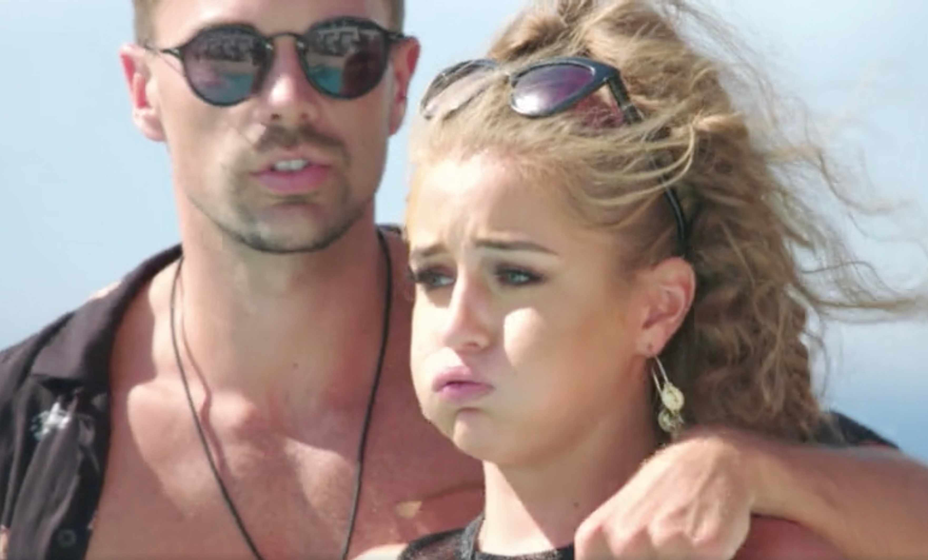 Love Island - dumping twist - Georgia and Sam