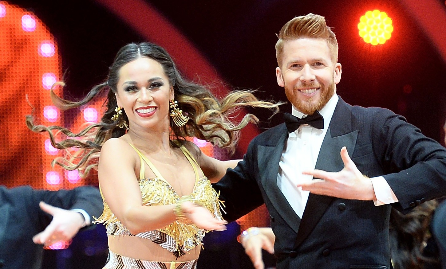 Neil Jones and Katya Jones - Strictly Come Dancing