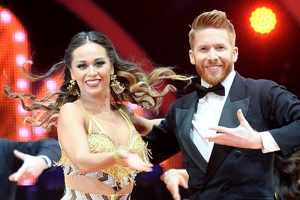 Neil Jones and Katya Jones - Strictly Come Dancing