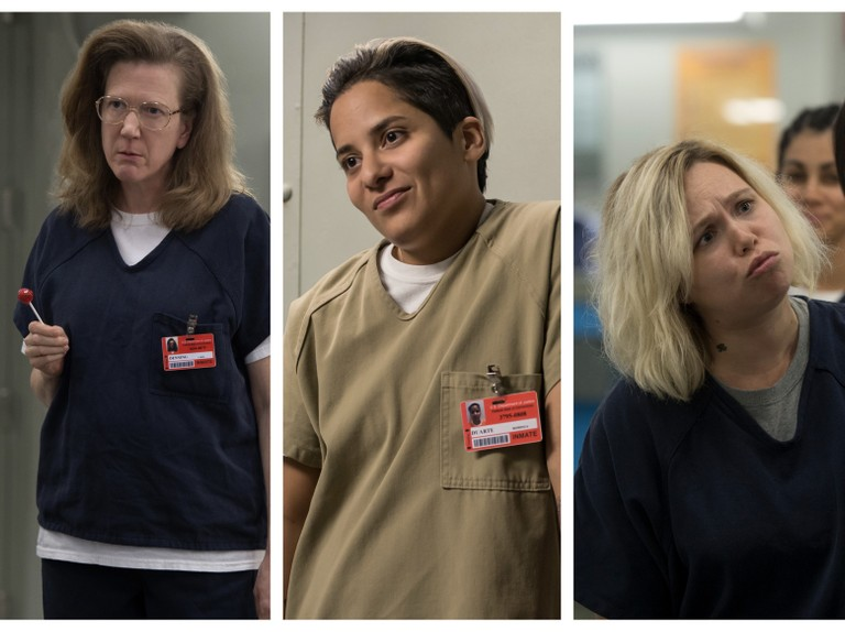 Orange Is The New Black Season 6 New Cast And Characters Radio Times