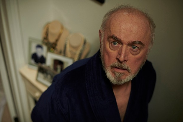 Peter Egan plays Martin Hughes in Unforgotten