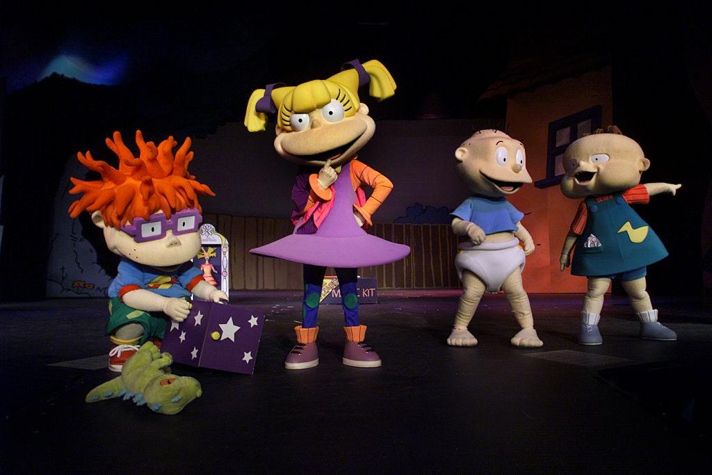 Rugrats characters