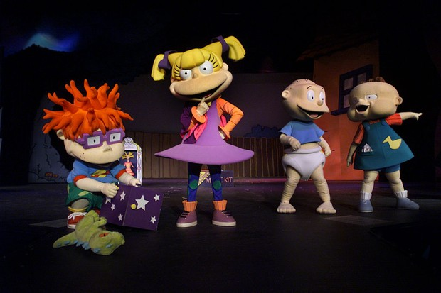 New Rugrats Series And Movie 90s Nickelodeon Cartoon